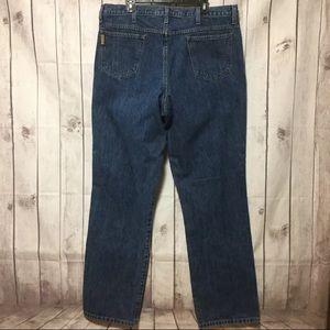 Cinch Green Label Blue Jeans 40x36 Medium Wash